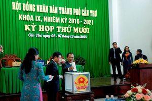 Phó Chủ tịch thành phố Cần Thơ có số phiếu tín nhiệm thấp nhiều nhất