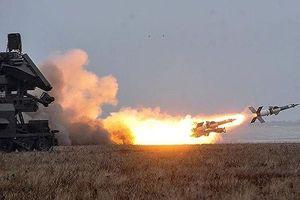 Giữa căng thẳng với Nga, Ukraine thử tên lửa trên Biển Đen