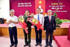 Bầu bổ sung chức danh Phó Chủ tịch UBND tỉnh TT-Huế