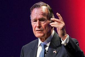 Lãnh đạo VN gửi điện chia buồn về sự ra đi của cố Tổng thống Bush