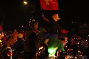 Đêm 'trắng' của cảnh sát giao thông Đà Nẵng