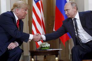Tổng thống Putin bất ngờ công khai thách thức người đồng cấp Trump