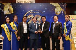 Vietravel lần thứ 2 nhận danh hiệu 'World's leading group operator'