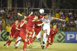 Khao khát đá chung kết AFF Cup, Philippines quyết gây sốc tại Mỹ Đình!
