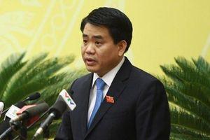 Ông Nguyễn Đức Chung: Cô giáo tát học sinh ở Hà Nội là không thể chấp nhận được