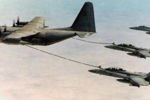 'Quan tài bay' của Mỹ va chạm với 'ngựa thồ' KC-130 ngoài khơi Nhật Bản