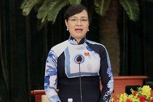 Bà Nguyễn Thị Quyết Tâm chia sẻ tâm tư trước khi nghỉ hưu