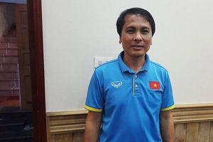 Bố Quang Hải: 'Con ghi bàn, tôi lặng khóc trên sân Mỹ Đình'