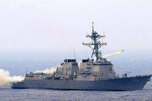 'Động thái lạ' của hải quân Mỹ sau vụ Nga bắt 3 tàu Ukraine