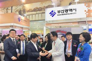 200 doanh nghiệp tham dự Triển lãm Vietnam Medipharm Expo 2018