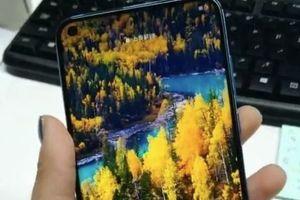 Lộ ảnh rõ ràng Huawei Nova 4 với màn hình 'lỗ', 3 camera sau