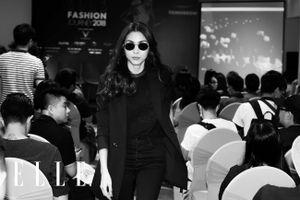 Tăng Thanh Hà sẽ là NTK xuất hiện trong show Fashion for tomorrow