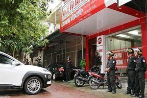 Cho vay nặng lãi trong giao dịch dân sự, 6 đối tượng bị khởi tố