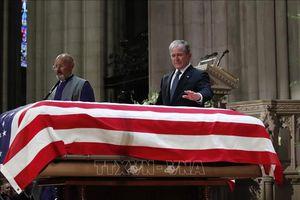 Lễ Quốc tang cố Tổng thống Mỹ George H.W. Bush
