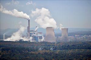 Lượng khí thải CO2 toàn cầu tăng kỷ lục