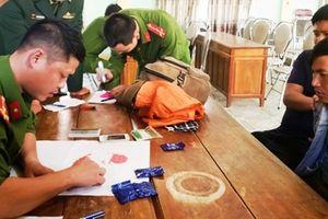 Bắt đối tượng người Lào vận chuyển hơn 1.000 viên ma túy tổng hợp