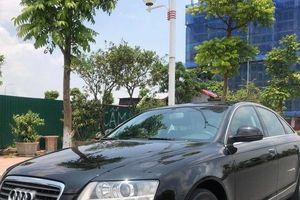 Lỗi túi khí Takata, 103 xe Audi A6 bị triệu hồi tại Việt Nam