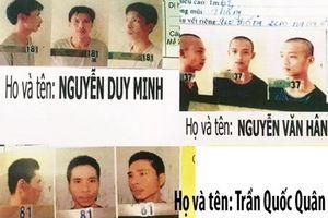 Bắt 2 phạm nhân khoét chân tường trốn trại ở tỉnh Kiên Giang