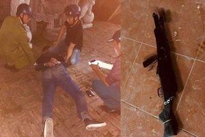 Lộ nguyên nhân thanh niên xả súng trong chùa Phủ Liễn rồi tự sát