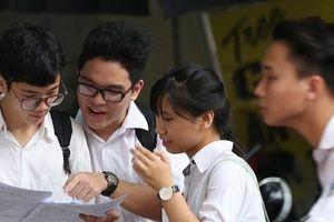Đề thi minh họa THPT Quốc gia 2019: Học sinh không khó để đạt 7 điểm