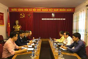 Mông Cổ và VINASME trao đổi kinh nghiệm hỗ trợ doanh nghiệp nhỏ và vừa