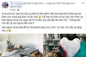 Hà Nội: Thực hư câu chuyện gia đình 'hotgirl xăm trổ' bị truy sát