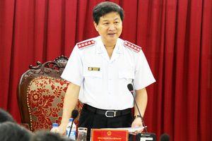 Tổng Thanh tra: Toàn ngành phải chống tham nhũng 'vặt'