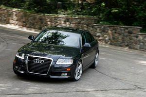 Audi Việt Nam công bố triệu hồi mẫu Audi A6 do lỗi túi khí