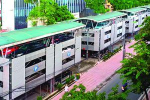 Hà Nội chi gần 30.000 tỷ xây 204 bãi đỗ xe
