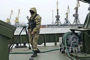 Biên phòng Ukraine vào trạng thái sẵn sàng chiến đấu
