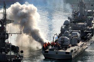 NATO nói gì về việc Nga sử dụng vũ lực ở eo biển Kerch?