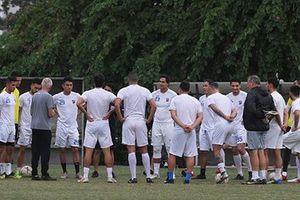 Người Philippines tuyệt vọng trước trận bán kết lượt về với Việt Nam?