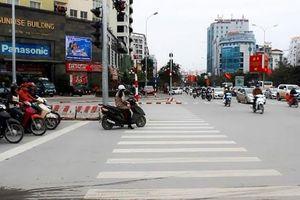 Tản mạn về 'văn hóa giao thông': Chuyện cái vạch dừng (Bài 2)