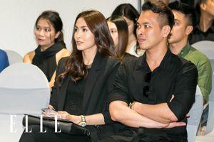 Tăng Thanh Hà xuất hiện với vai trò NTK thời trang trong Elle Fashion Journey 2018