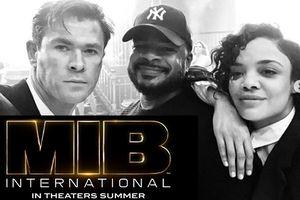 Chris Hemsworth và Tessa Thompson gia nhập 'Men In Black International'