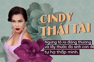 Người chuyển giới đầu tiên ở Việt Nam Cindy Thái Tài: 'Ngưng tỏ ra đáng thương và lấy thước đo sinh con để tự hạ thấp mình'
