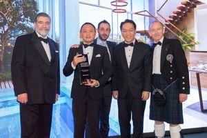 Dự án 'Biệt thự trên không' của SonKim Land đoạt giải 'Dự án căn hộ tốt nhất thế giới'