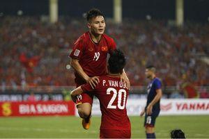 Đội tuyển Việt Nam vào chung kết AFF Cup sau 10 năm chờ đợi