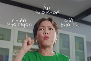 Việt Hương công khai 'bày tỏ tình cảm' với Chí Tài trên sóng truyền hình