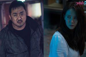 'Găng tơ' Ma Dong-seok và 'mợ Ngố' Song Ji-hyo kết đôi trong phim mới