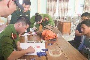 Hà Tĩnh: Bắt giữ đối tượng buôn bán ma túy là người nước ngoài