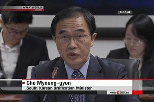 Hàn Quốc khẳng định quyết tâm thúc đẩy quan hệ liên Triều