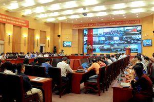 Bộ Tài nguyên và Môi trường triển khai Nghị quyết Trung ương 8, khóa XII