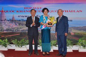 Tiếp tục đẩy mạnh quan hệ hữu nghị và hợp tác Việt Nam - Thái Lan