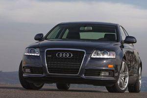 Hãng Audi triệu hồi mẫu xe sedan A6 tại Việt Nam do lỗi túi khí