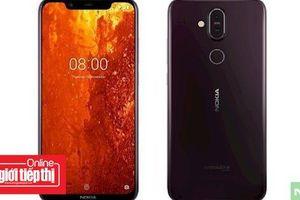 Lộ diện 'nhan sắc' Nokia 8.1