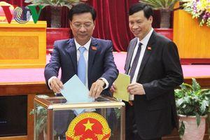 Bí thư và Chủ tịch Quảng Ninh không có phiếu 'tín nhiệm thấp'