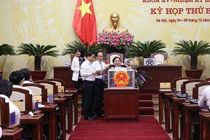 Hai giám đốc Sở ở Hà Nội có phiếu tín nhiệm thấp cao nhất