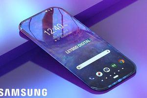 Samsung sẽ sớm có smartphone với màn hình không viền?