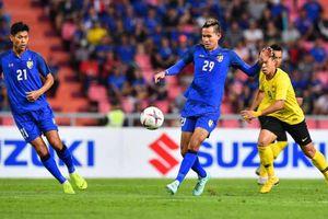 Malaysia biến Thái Lan thành cựu vương theo cách chưa từng có ở AFF Cup